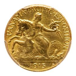 1915-S Panama-Pacific Gold $2.50