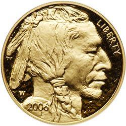 2006 $50 American Gold Buffalo