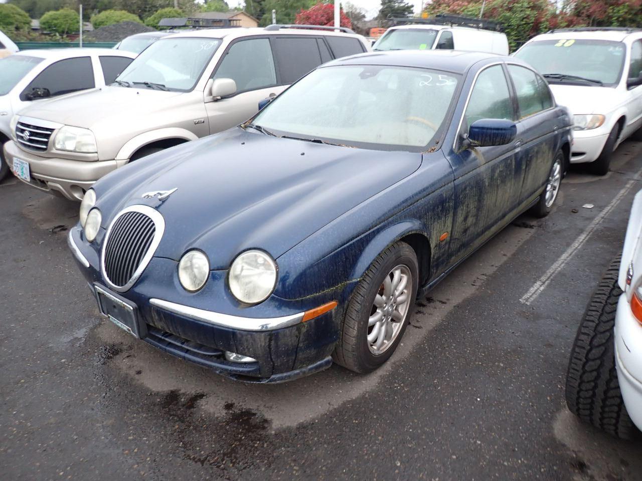 2001 Jaguar S-Type - Speeds Auto Auctions