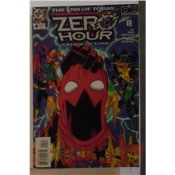 DC Comics Zero Hour #4 September  1994 - bande dessinée