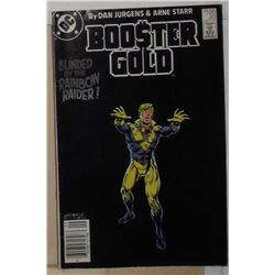 DC Comics Booster Gold #20 September 1987 - bande dessinée