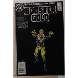 DC Comics Booster Gold #20 September 1987 - bande dessinée