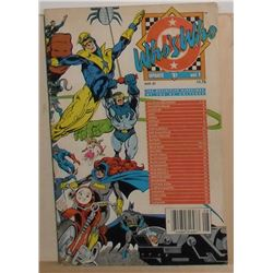 DC Comics Who's Who Volume 1 #1 August 1987 - bande dessinée