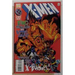 Marvel Comics X-Men Deluxe Volume 1 #47 December 1995 - bande dessinée
