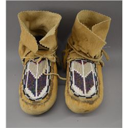 CREE INDIAN MOCCASINS