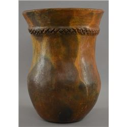 NAVAJO INDIAN POTTERY VASE