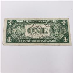 1935 Beatles Signed Silver Certificate