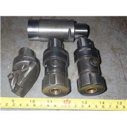 (4) Capto C4 Tools