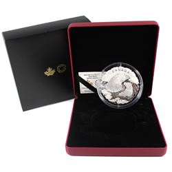 2019 Canada $50 Polar Bears: Mother and Cub Fine Silver Coin (Tax Exempt).