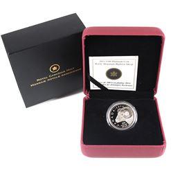 2014 Canada $300 Rocky Mountain Bighorn Sheep .9995 Platinum Coin (TAX Exempt)