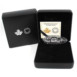 2019 Canada $20 The Eagle Feather Fine Silver (TAX Exempt).