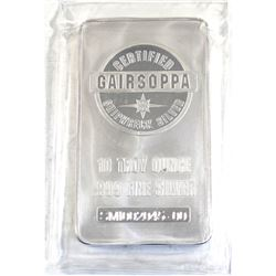 SS Gairsoppa Shipwreck Certified 10oz .999 Fine Silver Bar with COA (TAX Exempt).