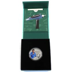 2016 Canada $10 Star Trek - Spock Fine Silver Coin (TAX Exempt).
