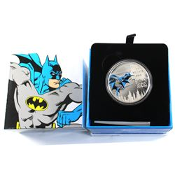 2016 Canada $20 DC Comics Originals - The Dark Knight Fine Silver Coin (TAX Exempt).