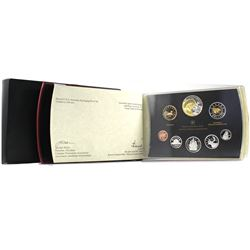 2008 Canada Proof Double Dollar Set C.N.A. Special Edition - Only 200 Sets Made! (outer sleeve is li