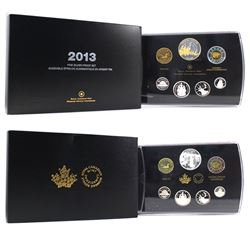 2013 Canada Arctic Expedition Fine Silver & 2014 100th Anniversary of WWI Silver Dollar Proof Sets.