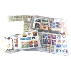 Bulk Estate Lot of 1000++ New & used and cancelled Stamps from Canada. Lot looks to be from the 1950