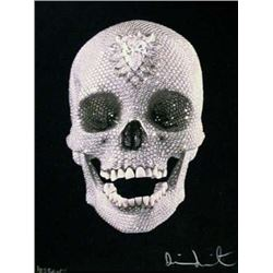 DAMIEN HIRST - FOR THE LOVE OF GOD.