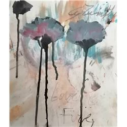 C Y TWOMBLY (1928-2011). Previously lot 22