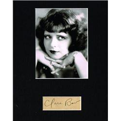 CLARA BOW. (1905-1965).