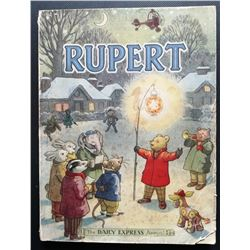 RUPERT THE BEAR 1949 ANNUAL.