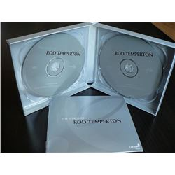 THE SONGS OF ROD TEMPERTON PROMO CD.