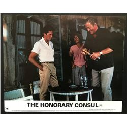 THE HONORARY CONSUL (1983) - MICHAEL CAINE AND RICHARD GERE.