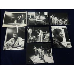 FRAZER ASHFORD GROUP OF FOUR TOPS PHOTOS.