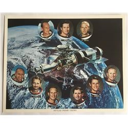 NASA official lithograph.