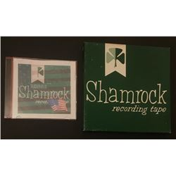 Madonna - Early tapes from Shamrock reel to reel.