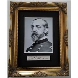 GENERAL GEORGE GORDON MEADE (1815-1872).