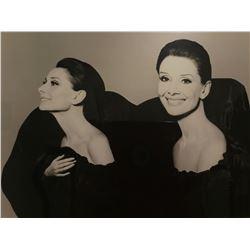 Audrey Hepburn 1988 - Richard Avedon