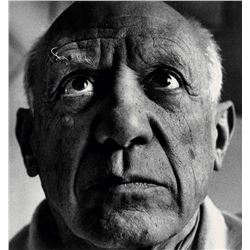 RICHARD AVEDON (1923-2004): PABLO PICASSO.