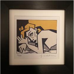 Roy Lichtenstein Lithograph