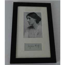 VIRGINIA WOOLF (1842-1941).