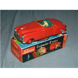 Schuco Examico II 4004 Car with Key