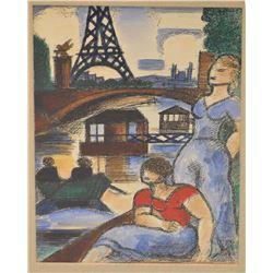 Marcel Gromaire (1892-1971).