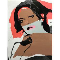 Andy Warhol - 1928–1987 Silkscreen , 1975