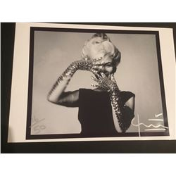 BERT STERN (1929-2013): MARILYN WITH THE LACEY GLOVES.