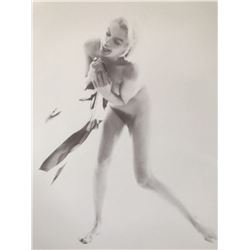 BERT STERN (1929-2013) - MARILYN MONROE 'Falling scarf'.