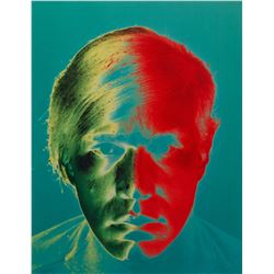 PHILIPPE HALSMAN (1906-1979). Andy Warhol 1968