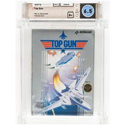 Top Gun VINTAGE NES Konami 1987