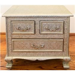 Small Anglo Indian Chest of Drawers.