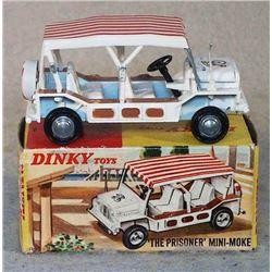 """DINKY 106 """"THE PRISONER"""" MINI MOKE"""