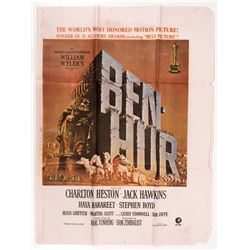 """Ben Hur"" Movie Poster."