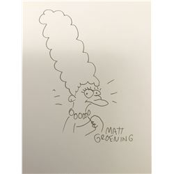 MATT GROENING - MARGE SIMPSON.