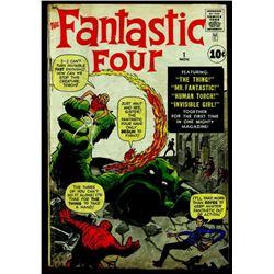 Fantastic Four Comics #1