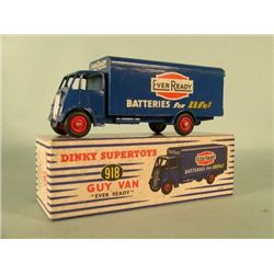 Dinky Super Toys boxed Ever Ready van.