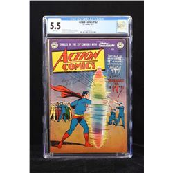 Action Comics #162 (DC Comics, 1951).