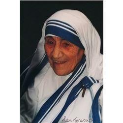 MOTHER TERESA (1910-1997).